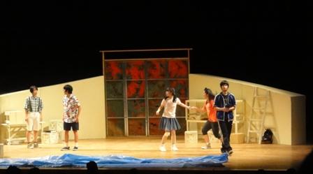鳥取県立米子高校