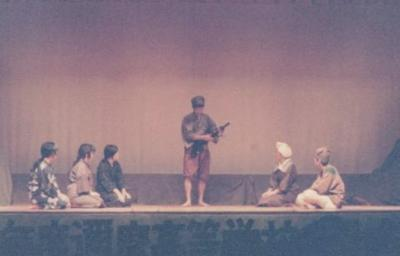 邇摩高校演劇部