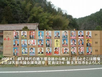 市会議員選挙