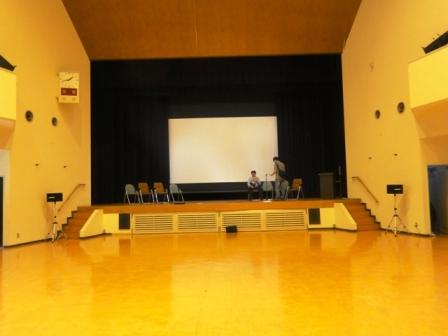温泉津町つくりセンターホール1