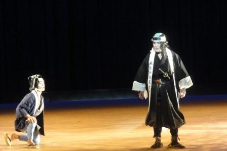 吾郷清吾会の劇