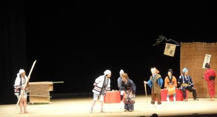 川本塾の劇